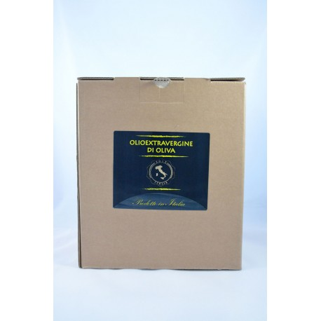 Classico - Delicato aceite virgen extra 100% 5 L.